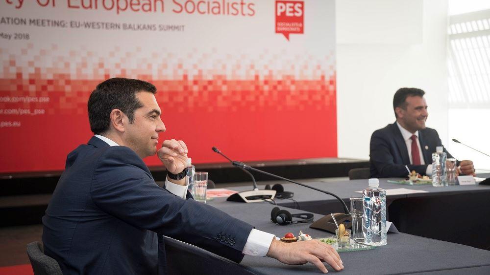 """Οι """"επιφυλάξεις"""" Τσίπρα και οι """"ζυμώσεις"""" με ευρωσοσιαλδημοκράτες"""