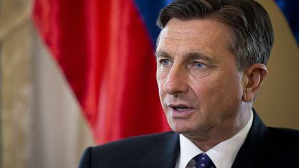 Συνάντηση των προέδρων της Σλοβενίας της Κροατίας και της Αυστρίας για τα Δυτικά Βαλκάνια