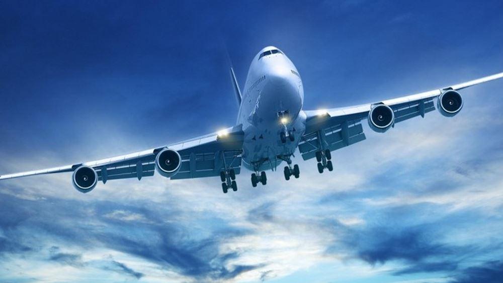 Κίνα: Μειώθηκε ο αριθμός των επιβατών σε αεροπλάνα κατά 42,4% τον Ιούνιο