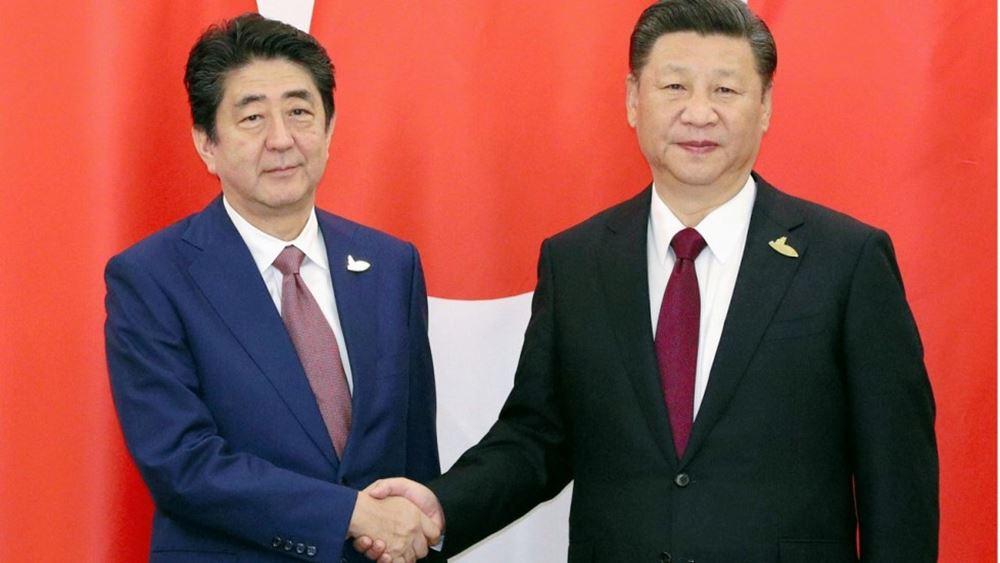 Το Τόκιο θέλει να κανονιστεί επίσκεψη του πρωθυπουργού Σίνζο Άμπε στη Μόσχα τον Σεπτέμβριο