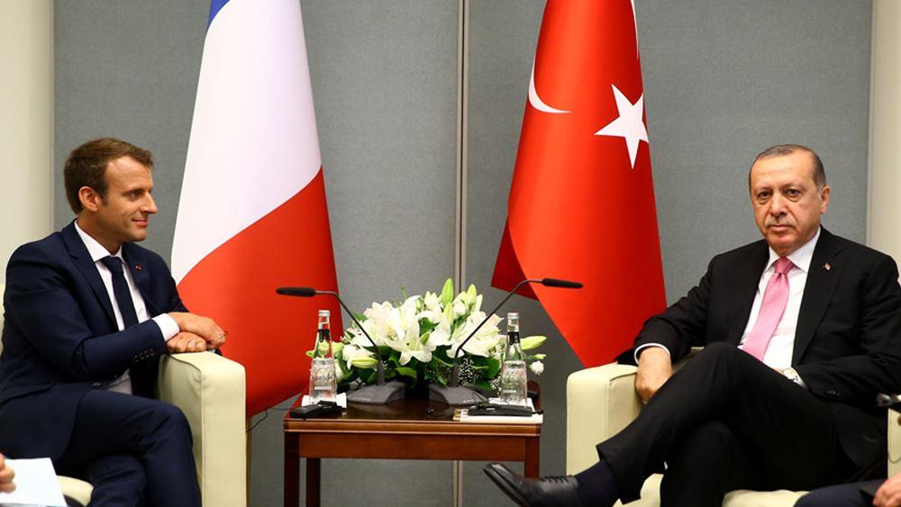 Μακρόν-Ερντογάν: Μια σύγκρουση αμοιβαία επωφελής