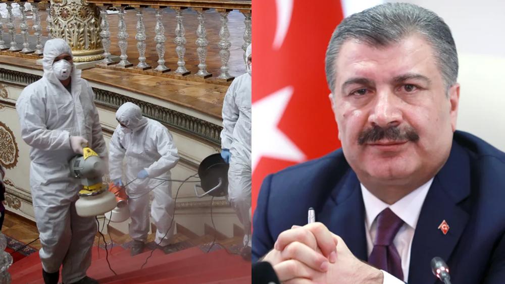 Τουρκία: 76 νέοι θάνατοι από κορονοϊό - 725 συνολικά