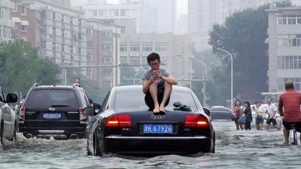 """Κίνα: Τσουνάμι έπληξε πριν από 1000 χρόνια περιοχή που σήμερα είναι πυκνοκατοικημένη και """"πυρηνική"""""""