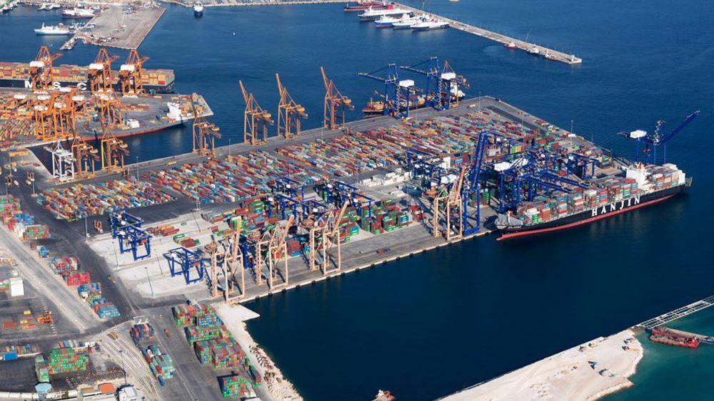 Διεθνής Ναυτική Ένωση: Απαραίτητο το έργο κατασκευής της προβλήτας IV του ΟΛΠ