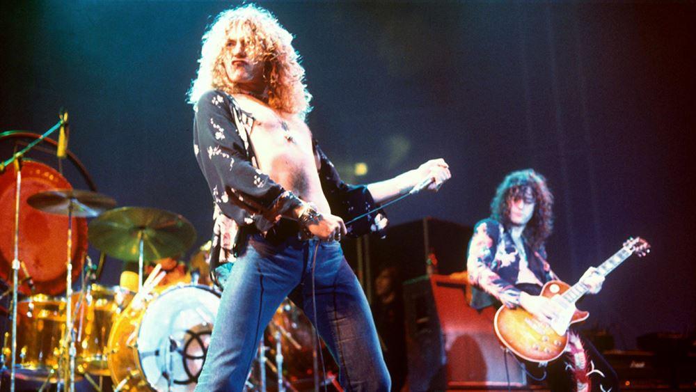 Το υπουργείο Δικαιοσύνης των ΗΠΑ υπέρ των Led Zeppelin