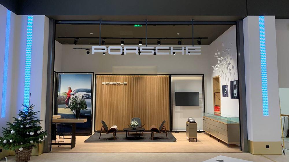 """Νέο """"Porsche Now"""" experience store στο Μαρούσι"""