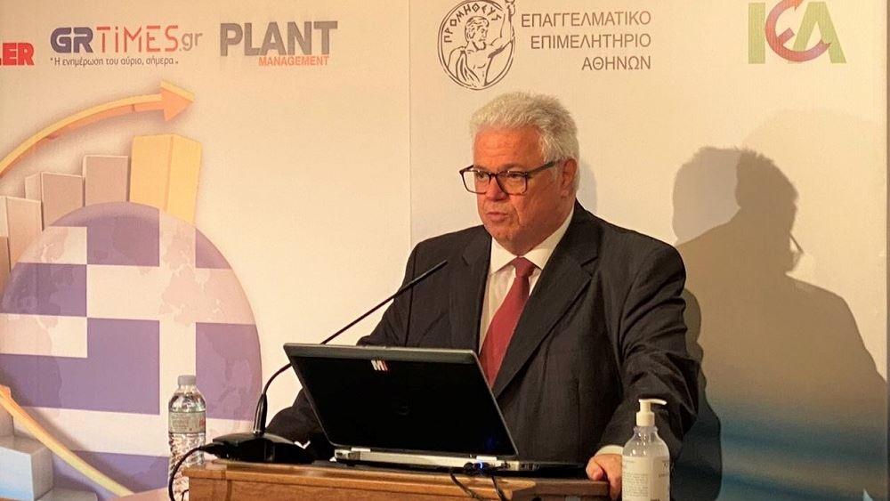 Γ. Γιαρέντης: Ο ΔΑΠΕΕΠ είναι δίπλα στους ελεύθερους επαγγελματίες για τη μείωση του ενεργειακού κόστους