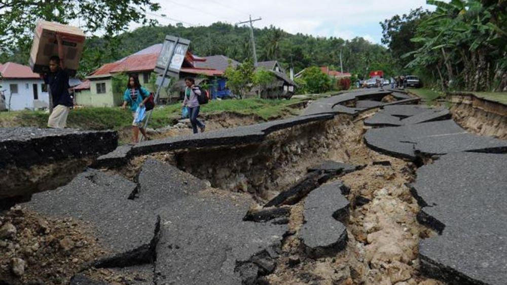 Φιλιππίνες: Σεισμός μεγέθους 6,9 βαθμών- ήρθη η προειδοποίηση για τσουνάμι