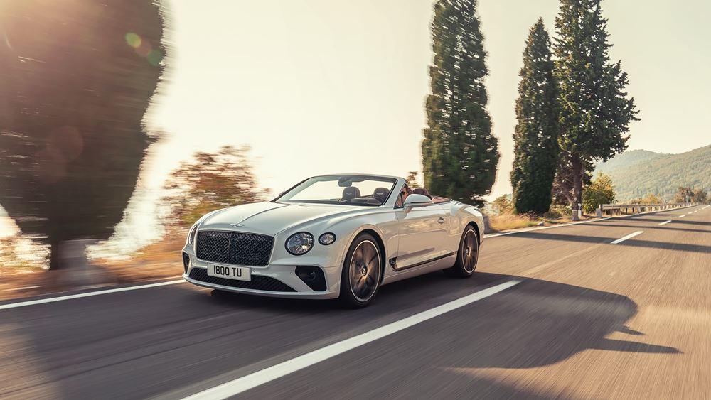 Η Bentley συμπληρώνει έναν αιώνα ζωής