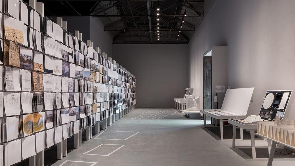 Η ελληνική συμμετοχή στη 17η Biennale αρχιτεκτονικής