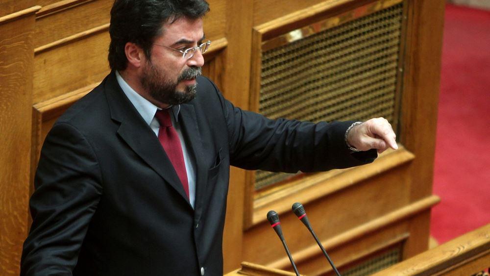 ΝΔ: Παράνομη και ολοκληρωτικής αντίληψης η ακύρωση των εκλογών του Π.Ι.Σ. από τον υπουργό Υγείας