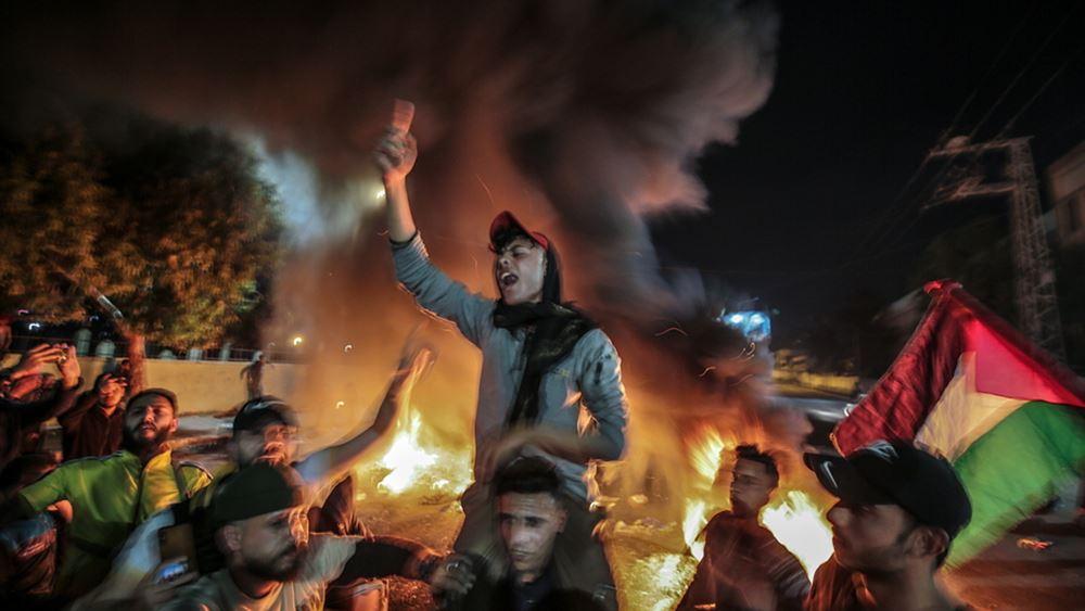 Ισραήλ: Νέες συμπλοκές αστυνομίας- Παλαιστινίων στην Ιερουσαλήμ