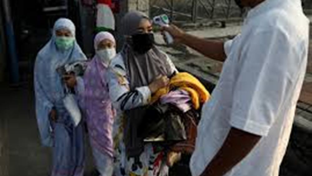 Ινδονησία: 3.732 νέα κρούσματα και 94 νέοι θάνατοι από κορονοϊό