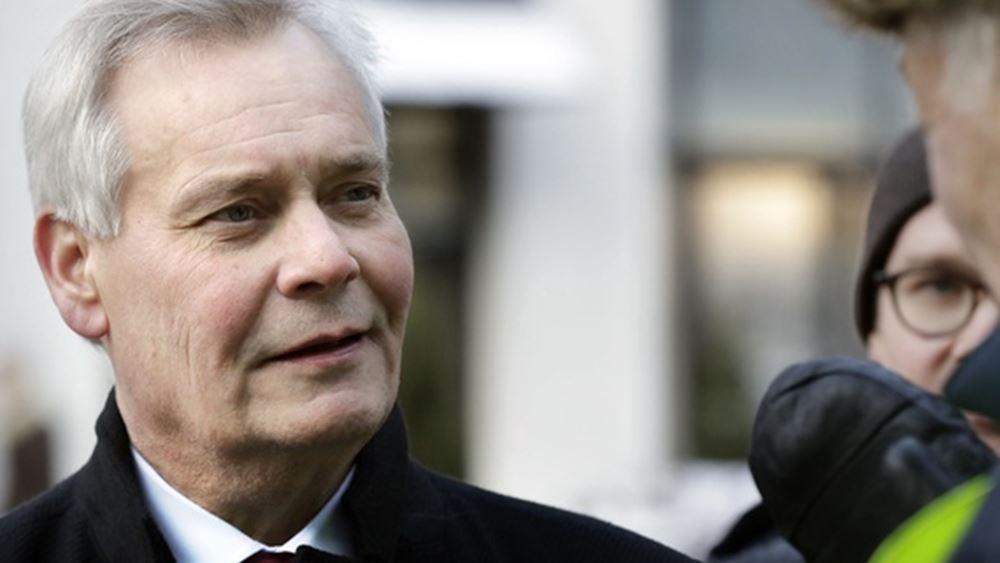 Παραιτήθηκε ο πρωθυπουργός της Φινλανδίας - Έχασε τη στήριξη των κυβερνητικών του εταίρων