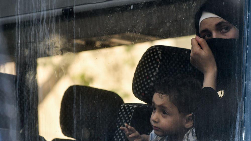 """Ιταλία: """"Εξαιρετικά μεγάλη ροή"""" μεταναστών εξαιτίας της πανδημίας του κορονοϊού"""