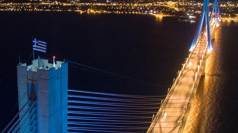 15 χρόνια λειτουργίας συμπληρώνει η Γέφυρα Ρίου-Αντιρρίου