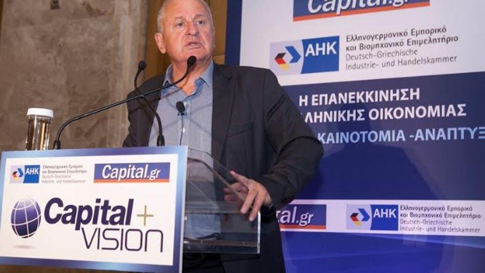 Γ. Στεργιούλης (ΕΛΠΕ): Θα είμαστε παρόντες σε κάθε ενεργειακό δρώμενο