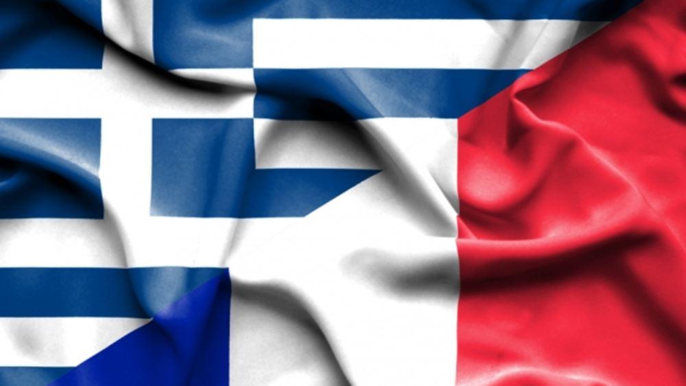 """""""Ταυτόσημη θεώρηση Ελλάδας και Γαλλίας στα θέματα ασφαλείας στην Αν. Μεσόγειο"""" διαπίστωσε κλιμάκιο Γάλλων κοινοβουλευτικών που επισκέφθηκε την Ελλάδα"""