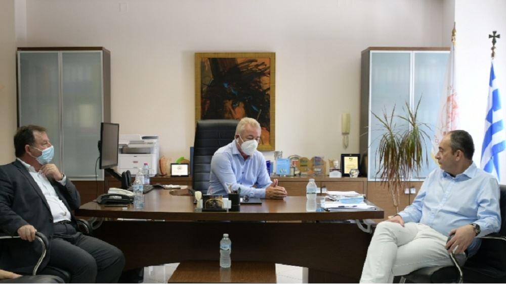 Γ. Πλακιωτακης: Με διάλογο και συνεννόηση προχωρά η αξιοποίηση του λιμανιού στην Ηγουμενίτσα