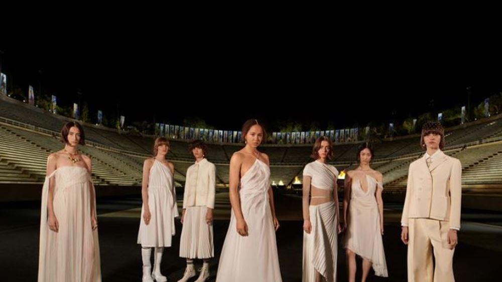 70 χρόνια μετά ο Dior στρέφει τα βλέμματα ξανά στην Ελλάδα