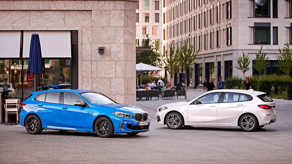 Προνομιακά πακέτα εξοπλισμού για τη νέα BMW Σειρά 1