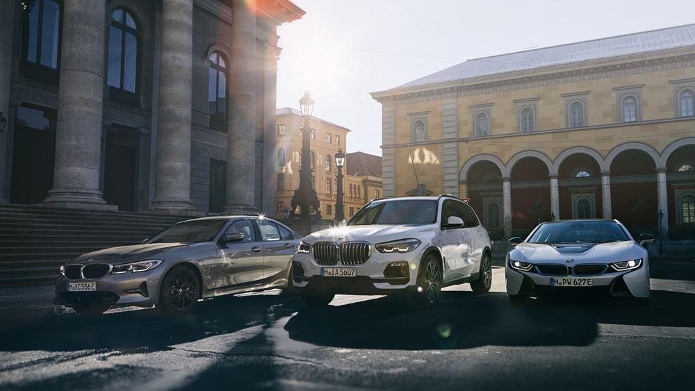 Το 2019 ήταν μία χρονιά γεμάτη τίτλους και διακρίσεις για την BMW