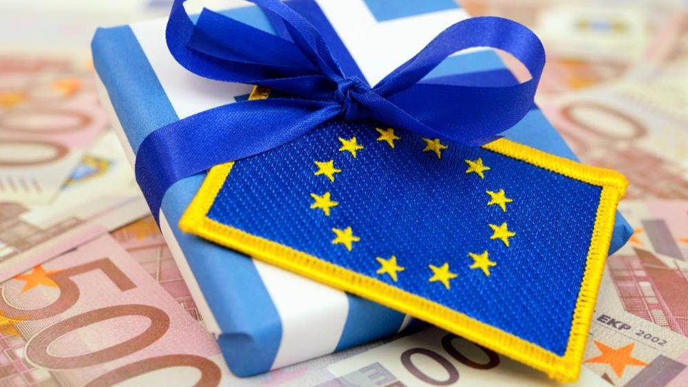 Πρωτιά Ελλάδος σε ύψος χρέους ανά την ΕΕ, 6η σε πλεονάσματα
