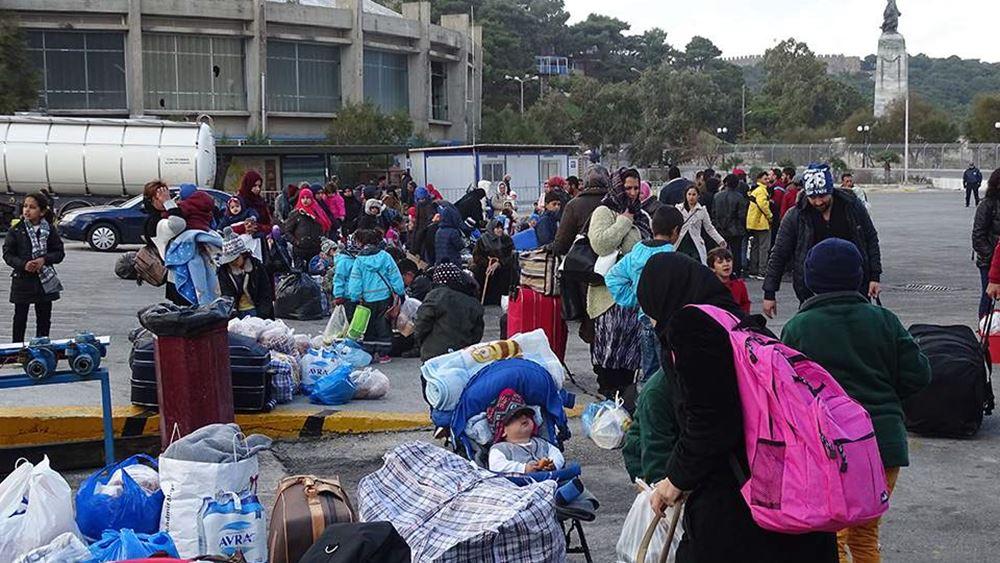Λέρος: Με κινητοποιήσεις απειλούν οι κάτοικοι λόγω του μεγάλου αριθμού προσφύγων και μεταναστών