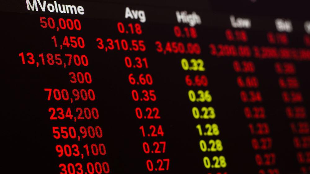 Η αύξηση των κρουσμάτων κορονοϊού στις ΗΠΑ έφερε απώλειες στα ευρωπαϊκά χρηματιστήρια