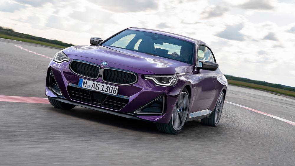 H BMW αποκαλύπτει τη νέα Σειρά 2 Coupe