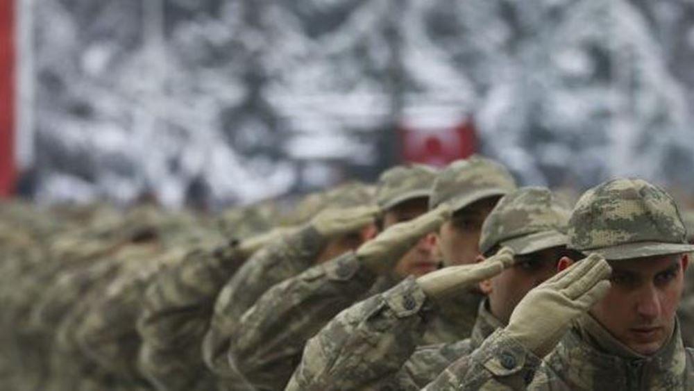 Ο στρατός της Τουρκίας σκότωσε 8 μέλη του PKK στο βόρειο Ιράκ