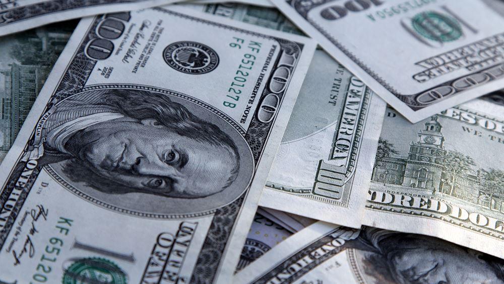 ΗΠΑ: Στα 144 δισ. δολάρια σκαρφάλωσε το έλλειμμα προϋπολογισμού τον Δεκέμβριο