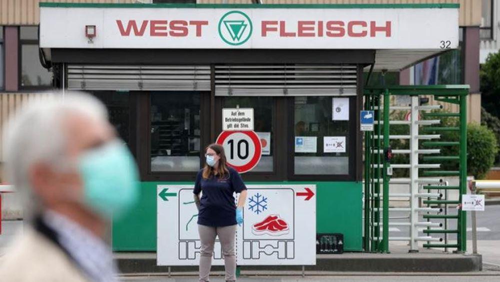 Γερμανία: Γενικευμένο lockdown αναμένεται να αποφασιστεί σήμερα