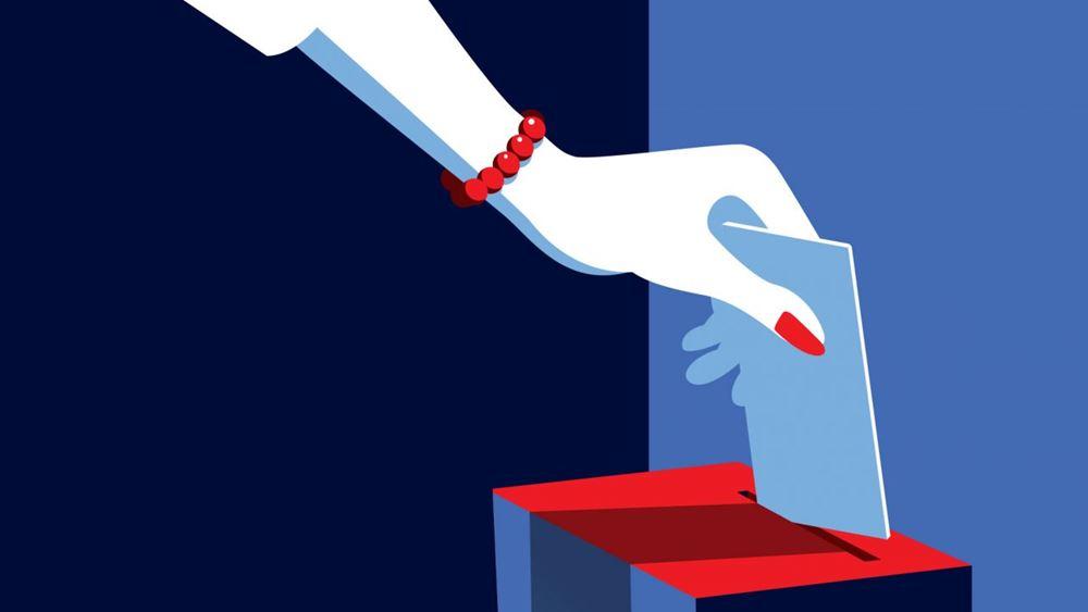 CBS: Ρεκόρ συμμετοχής στις ενδιάμεσες εκλογές
