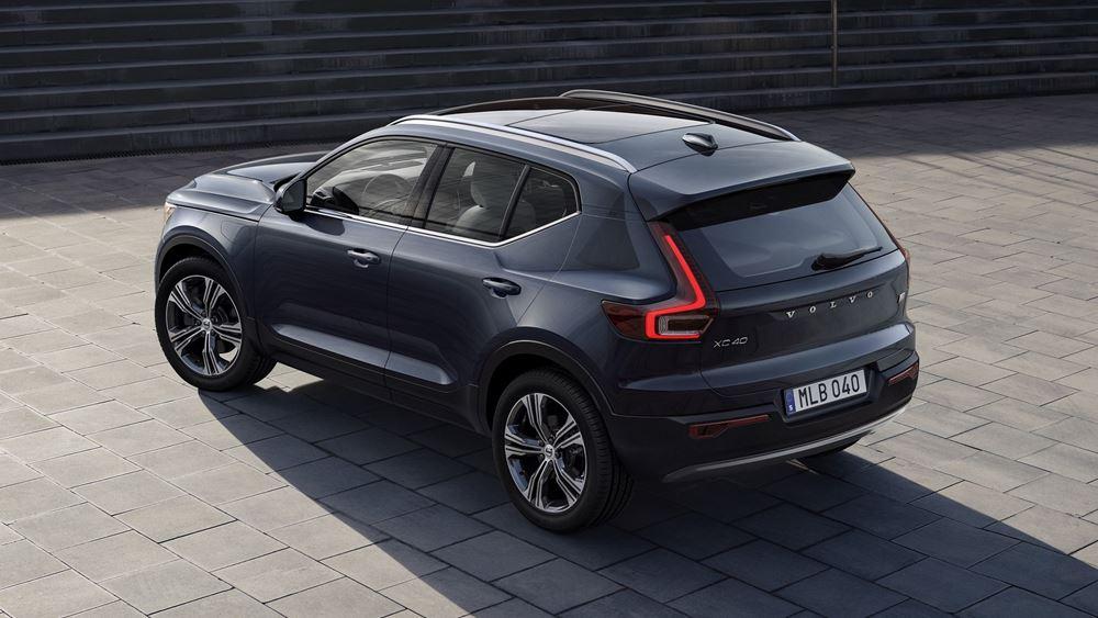 Volvo: Αύξηση πωλήσεων 30,2% τον Ιανουάριο