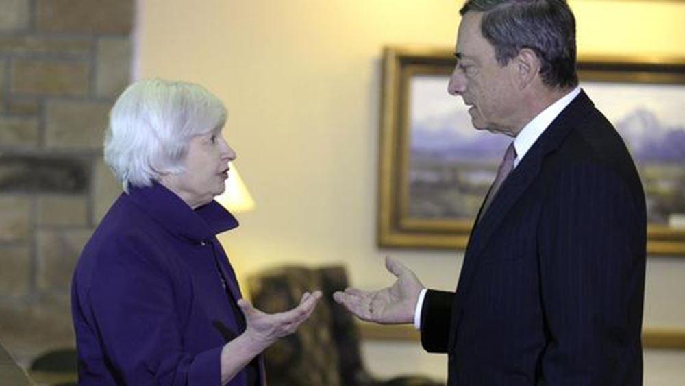 Κρίσιμο 48ωρο για τους κεντρικούς τραπεζίτες
