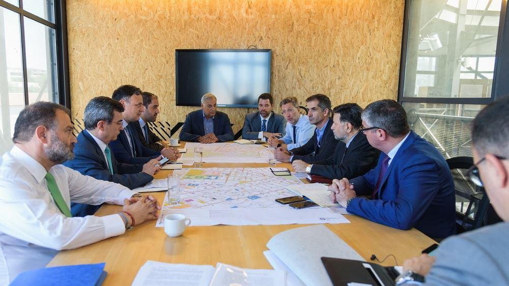 Διευρυμένη σύσκεψη μελών της κυβέρνηση και Κ. Μπακογιάννη για την αναγέννηση της Αθήνας