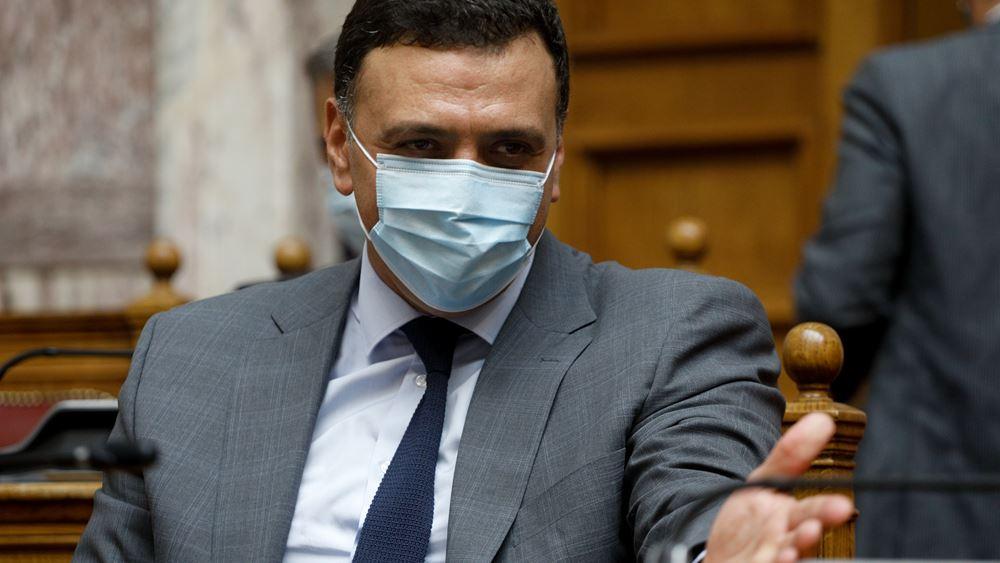 Β. Κικίλιας: Βάλε μια μάσκα, σώσε μια ζωή