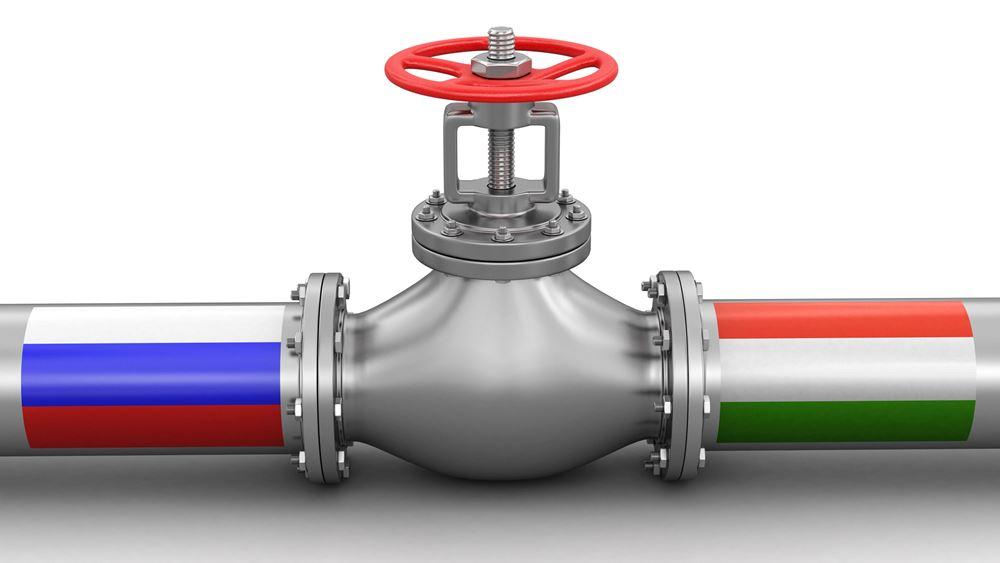 Η Ουγγαρία υπέγραψε σήμερα νέα μακροπρόθεσμη συμφωνία προμήθειας φυσικού αερίου με τη Ρωσία
