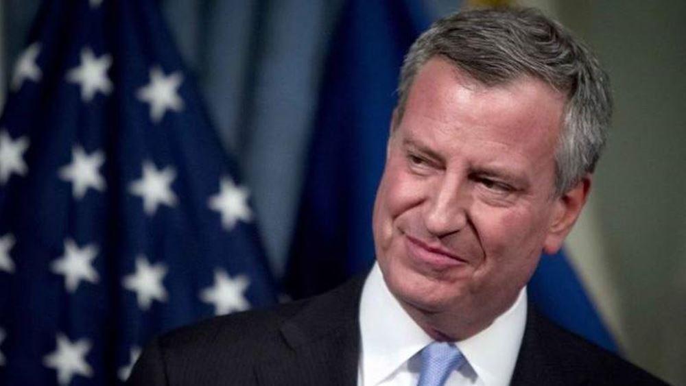 Νέα Υόρκη: Άδεια άνευ αποδοχών για τον δήμαρχο και το προσωπικό του γραφείου του