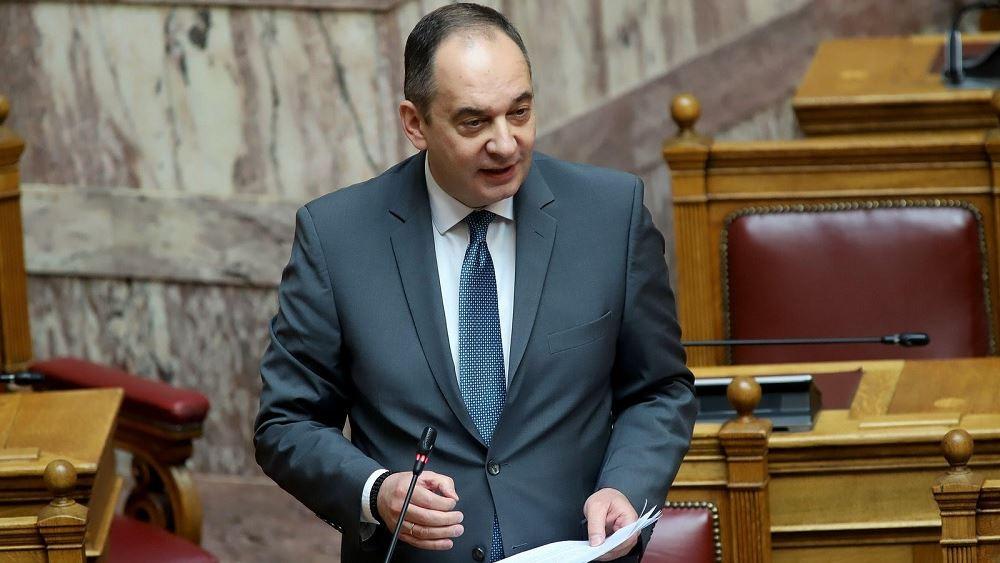 Πλακιωτάκης: Η κυβέρνηση έχει ξεκάθαρη και ολοκληρωμένη πολιτική για τα λιμάνια
