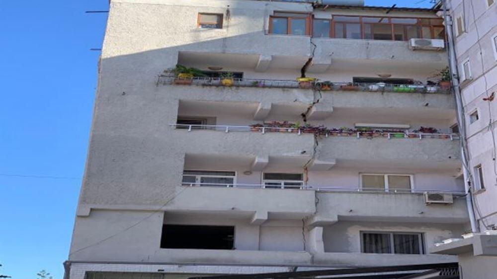 Σεισμός 5,6 Ρίχτερ στην Αλβανία