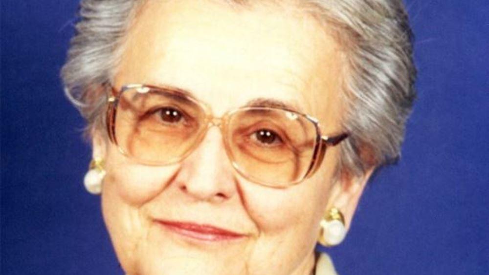 Απεβίωσε η γνωστή επιχειρηματίας και φιλάνθρωπος Καίτη Κυριακοπούλου