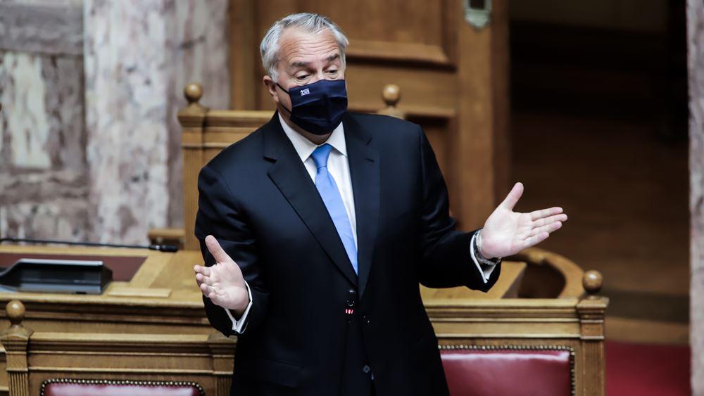 Βορίδης ΣΥΡΙΖΑ Απόδημος Ελληνισμός