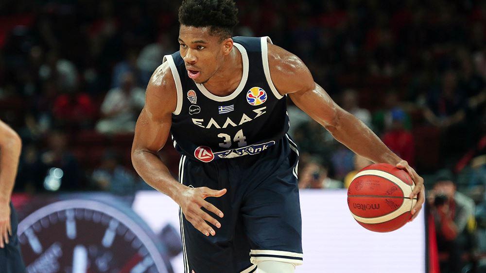 Ήττα για την Ελλάδα από τις ΗΠΑ στο Μουντομπάσκετ