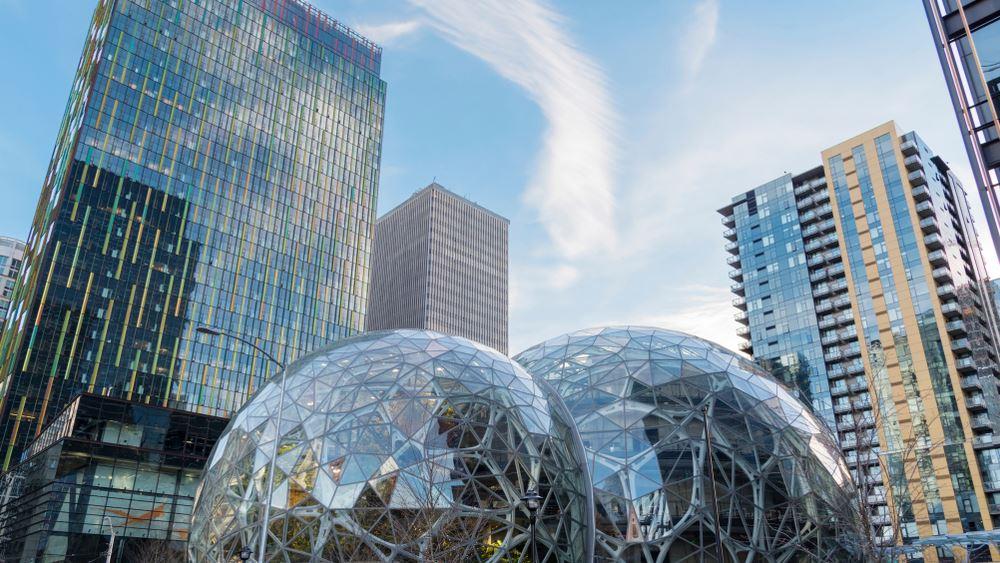 Amazon.com: Δημιουργεί 2.000 νέες θέσεις εργασίας πλήρους απασχόλησης