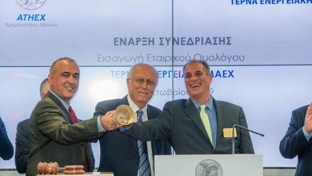 Μ. Μαραγκουδάκης (Τέρνα Ενεργειακή): Θα συνεχίσουμε να επενδύουμε δυναμικά στις ΑΠΕ