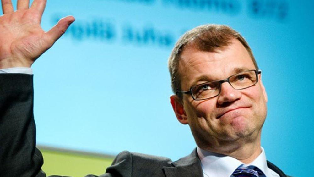 Φινλανδία: Ο απερχόμενος πρωθυπουργός Σίπιλα παραιτήθηκε από την ηγεσία του Κόμματος του Κέντρου