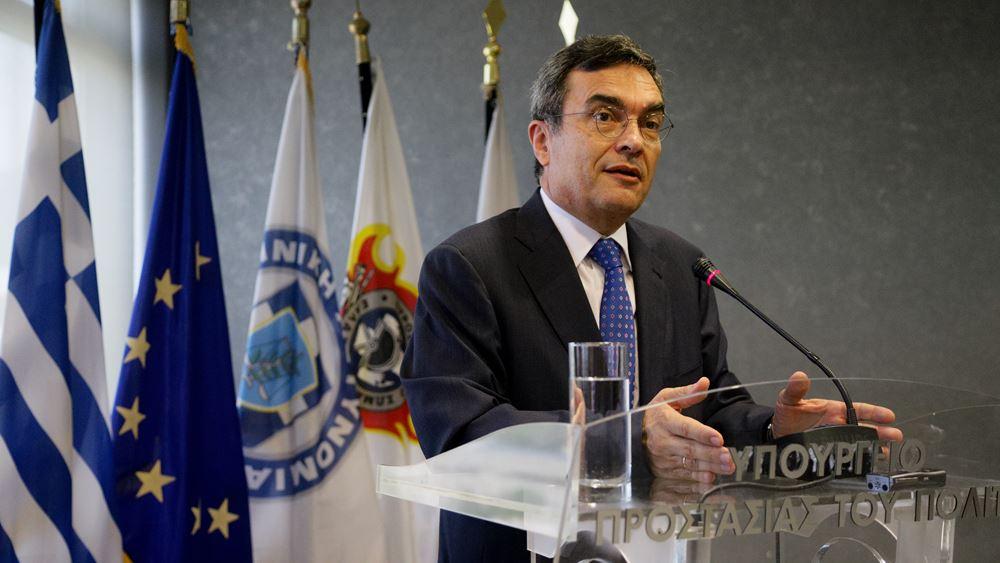 Λ. Οικονόμου: Ανεύθυνη η στάση του ΣΥΡΙΖΑ στα θέματα εσωτερικής τάξης και ασφάλεια