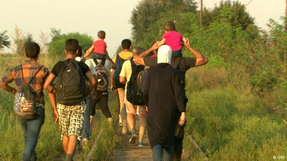 H Ελλάδα αφετηρία νέων προσφυγικών ροών